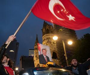 Reaktionen auf Wahlen in der Türkei