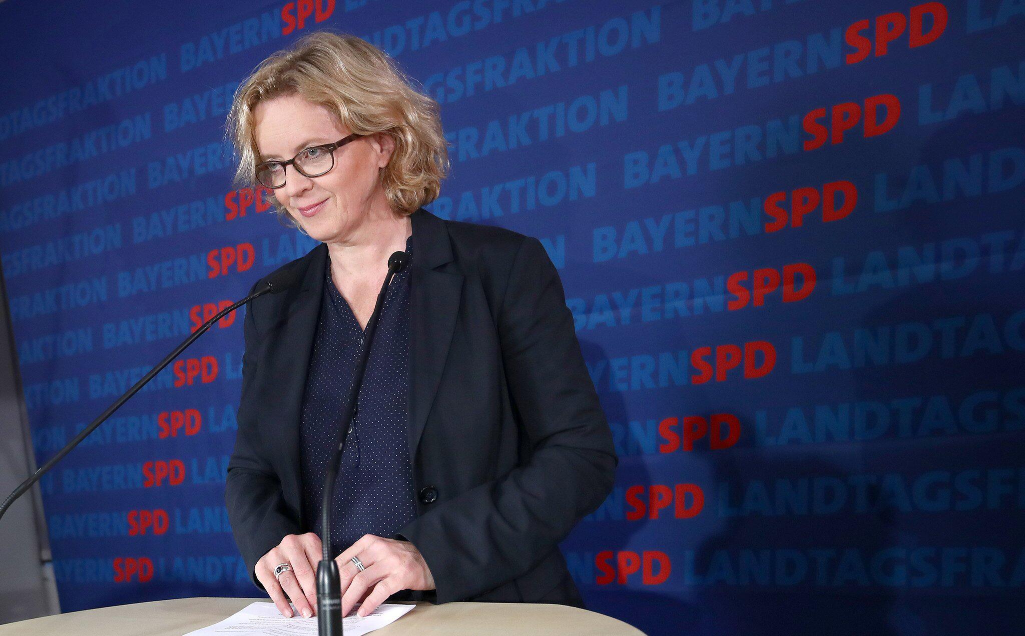 Bild zu Landtagswahl Bayern - Landtag SPD