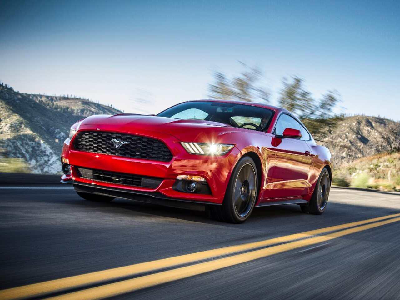 Bild zu Ford Mustang (2015)
