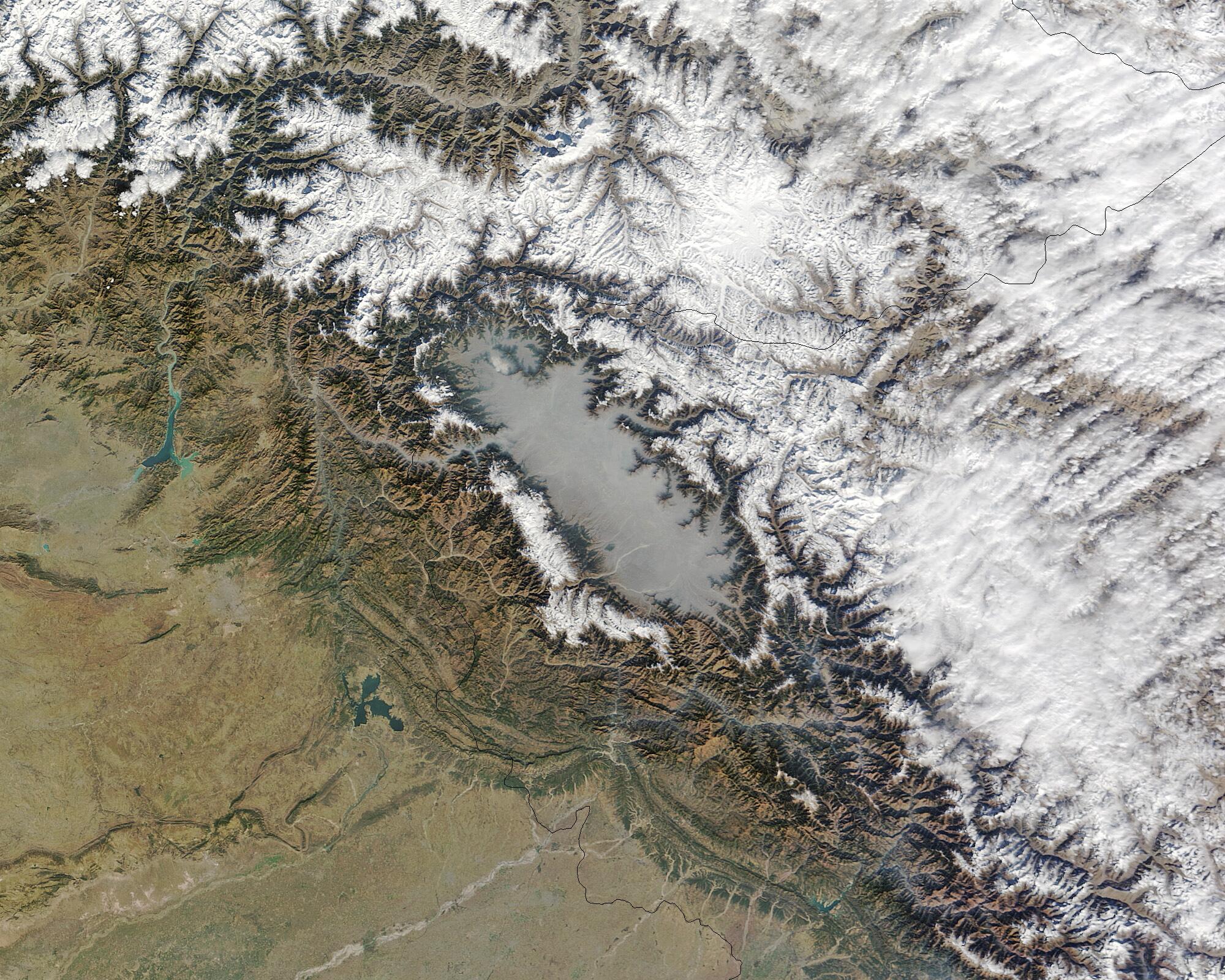 Bild zu Kaschmir-Tal