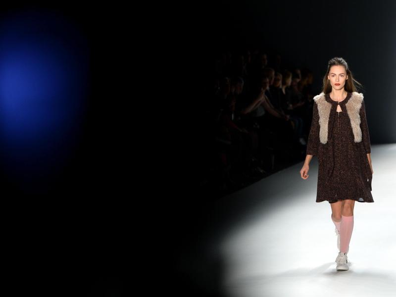 Bild zu Fashion Week Berlin - Anne Gorke
