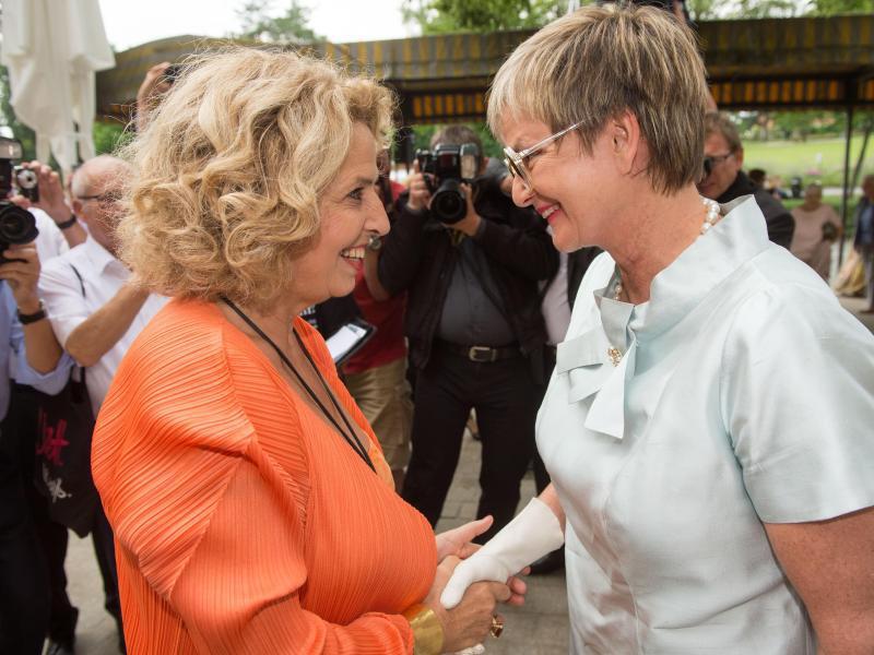 Bild zu Bayreuther Festspiele 2016 - Eröffnung