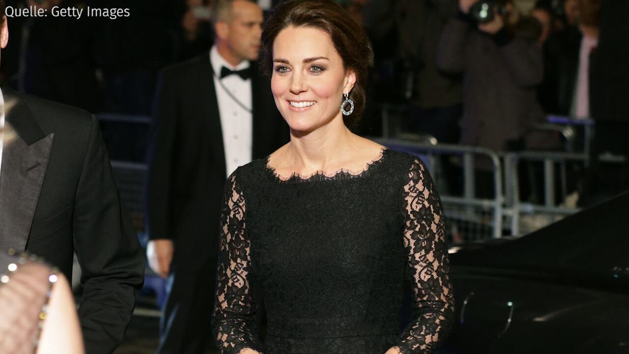 Bild zu Kate Middletons Stylingregeln