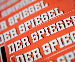 """""""The Mirror"""", Der Spiegel"""