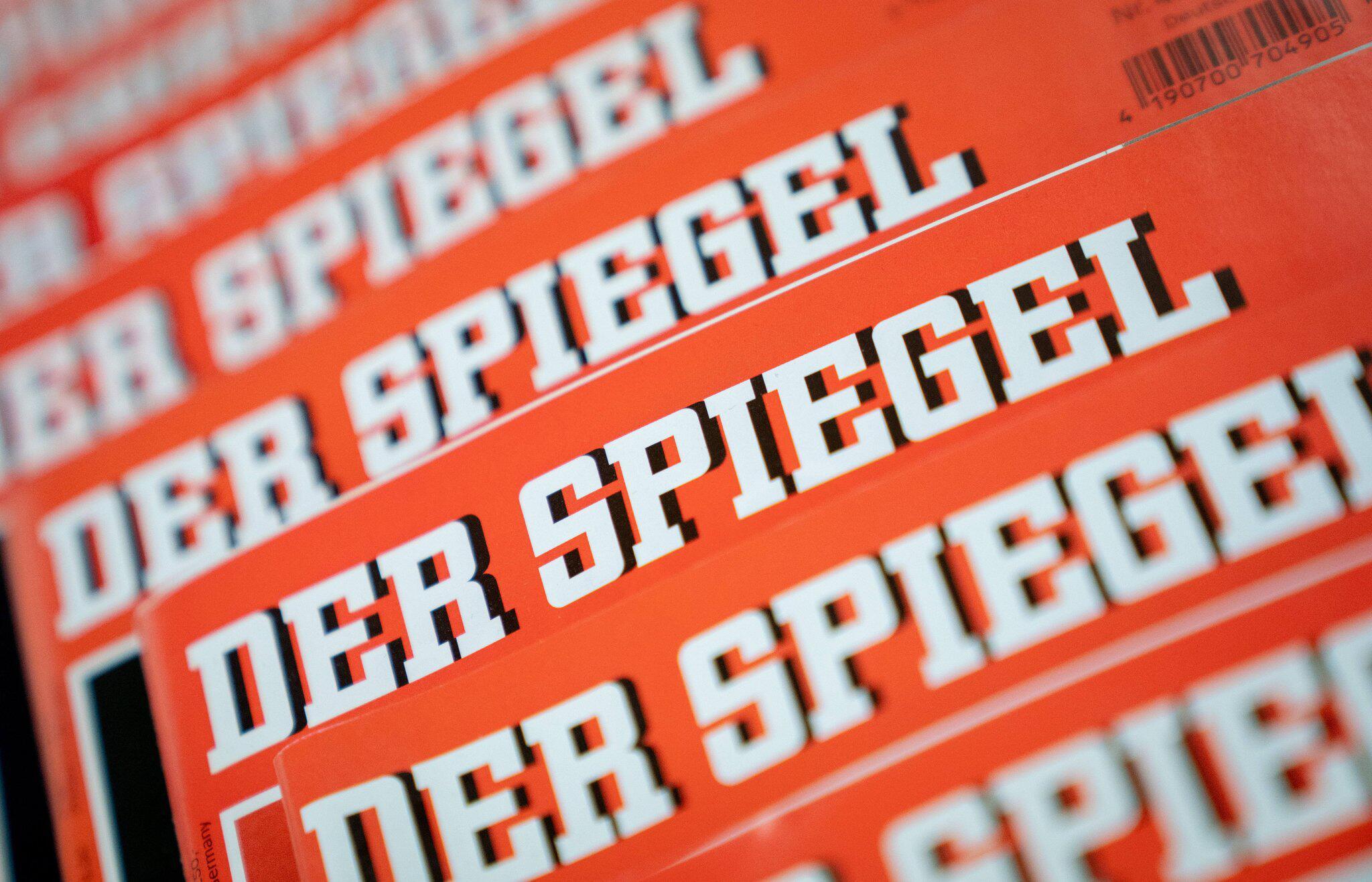 """Bild zu """"The Mirror"""", Der Spiegel"""