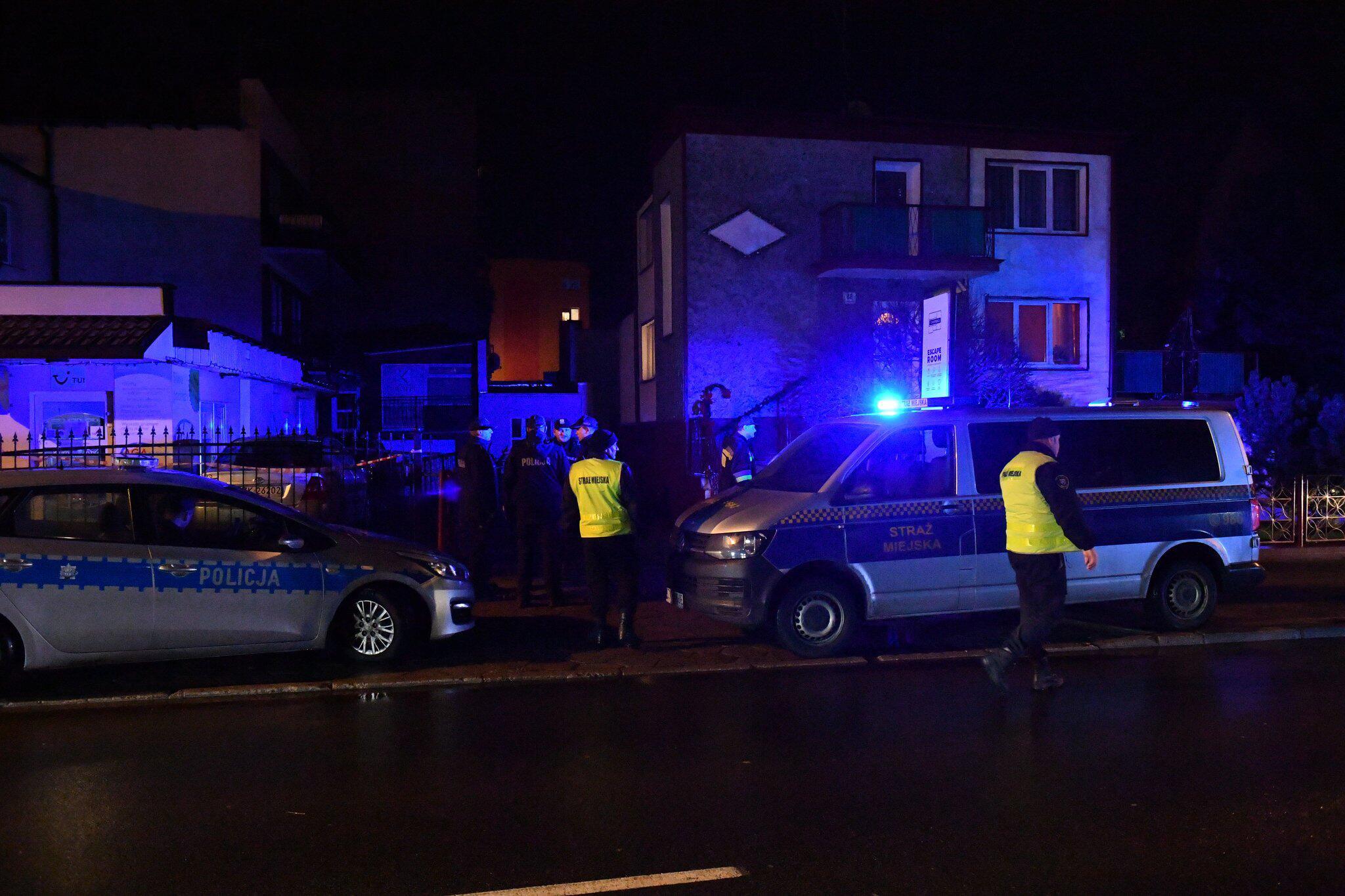 Bild zu Feuer tötet fünf Frauen in Escape Room, Polen