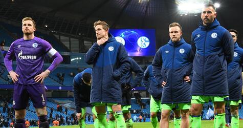Manchester City - FC Schalke 04