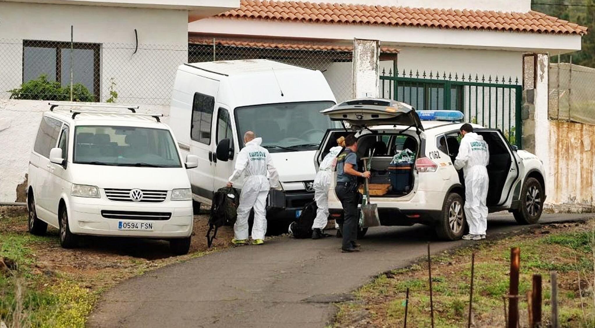 Bild zu Frau und Kind aus Deutschland in Teneriffa-Höhle tot gefunden