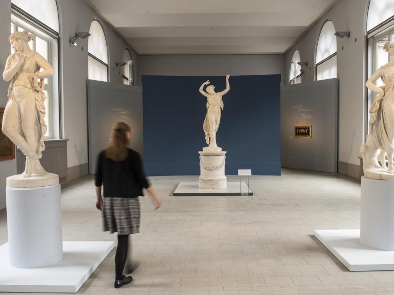 Bild zu Canova und der Tanz»