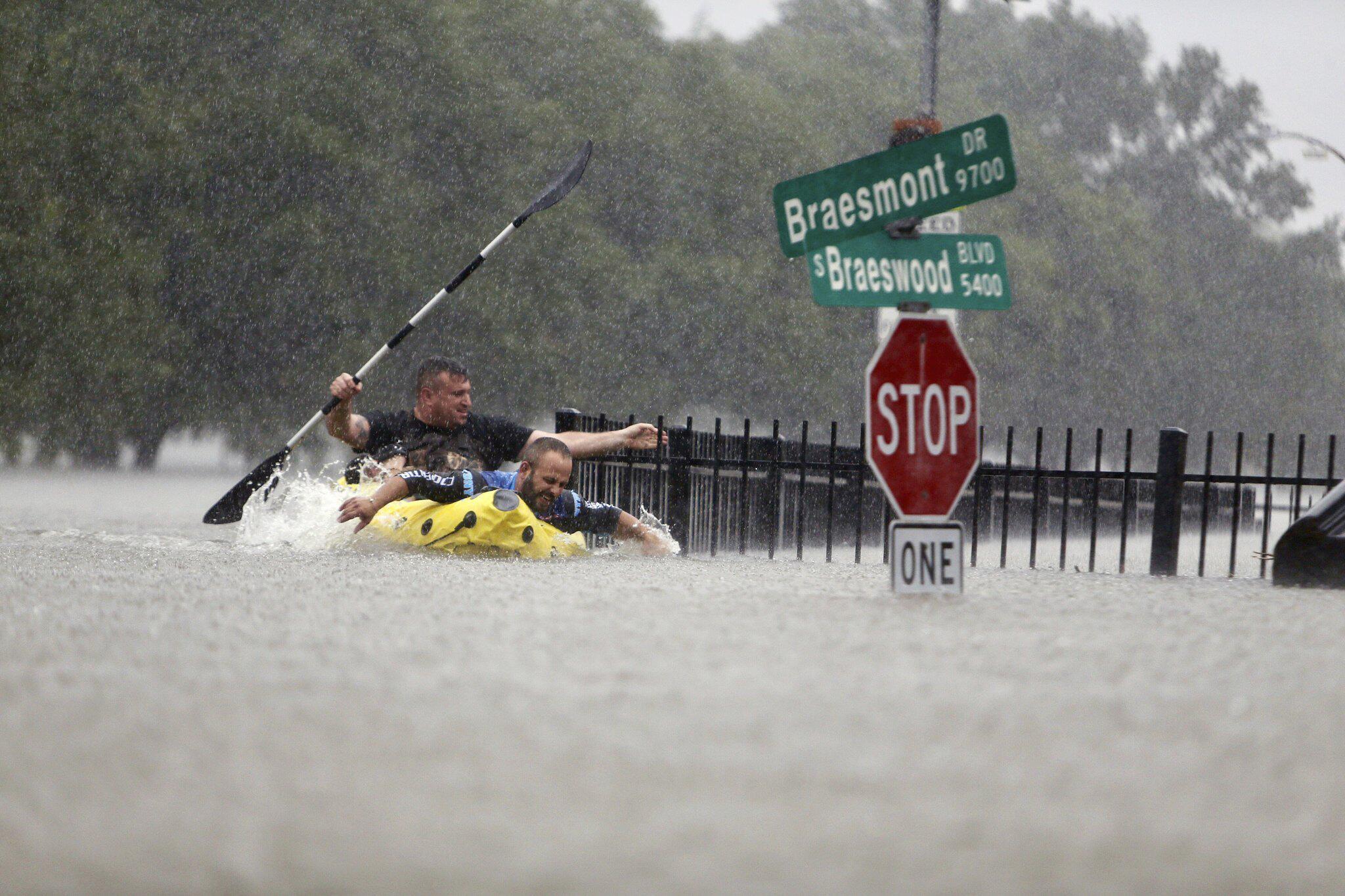 "Bild zu Hurrikan ""Harvey"""
