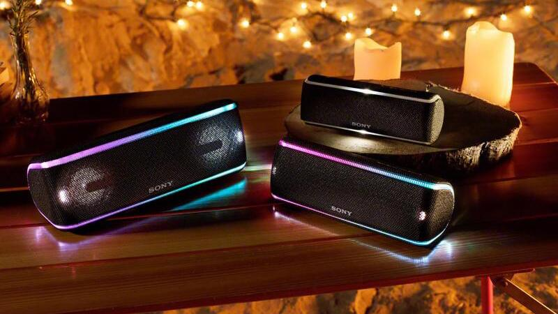 Bluetooth-Lautsprecher von Sony