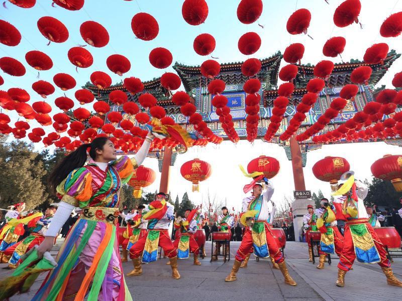 Bild zu China im Jahr des Affen