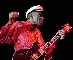 Chuck Berry gestorben