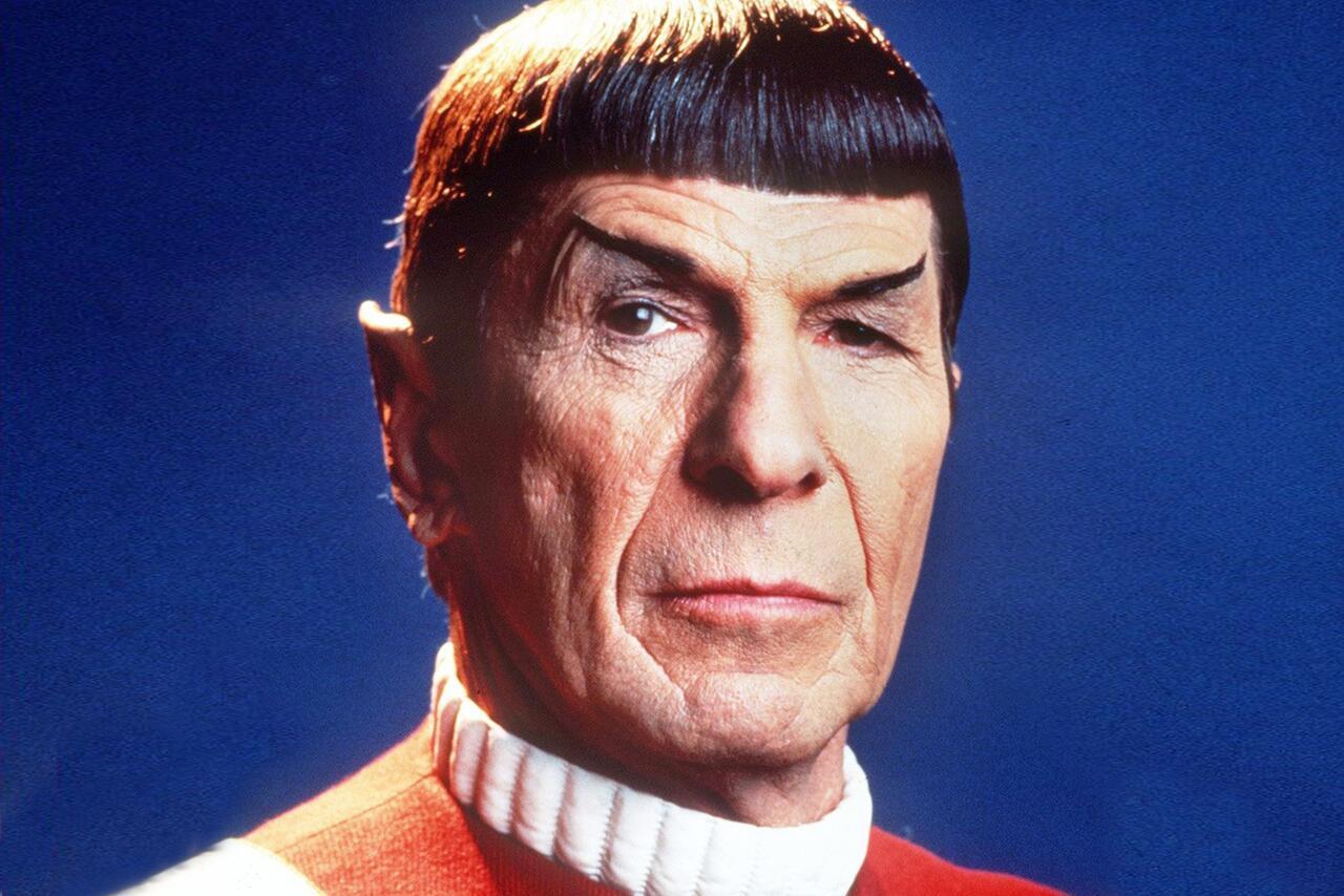 Bild zu Star Trek - Mr. Spock