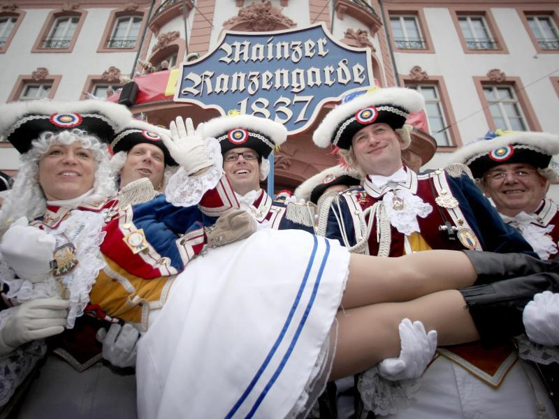Fastnacht Mainz - Ranzengarde