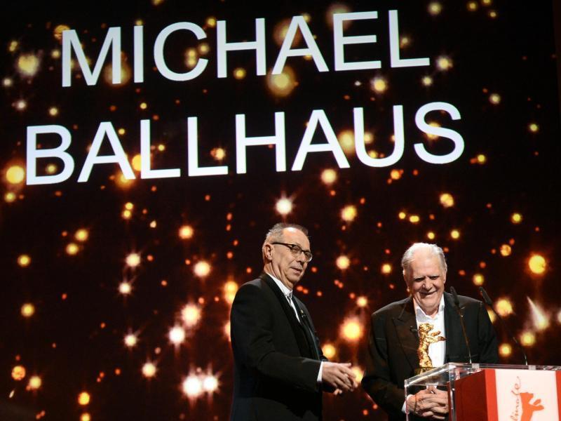 Bild zu 66. Berlinale - Goldener Ehrenbär