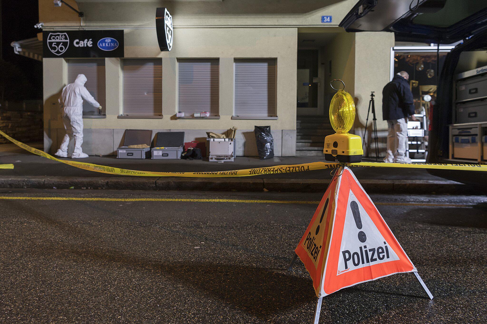 Bild zu Schüsse in Basel