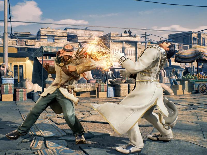 Bild zu «Tekken 7»