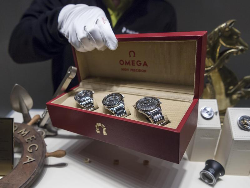 Bild zu Omega Uhren