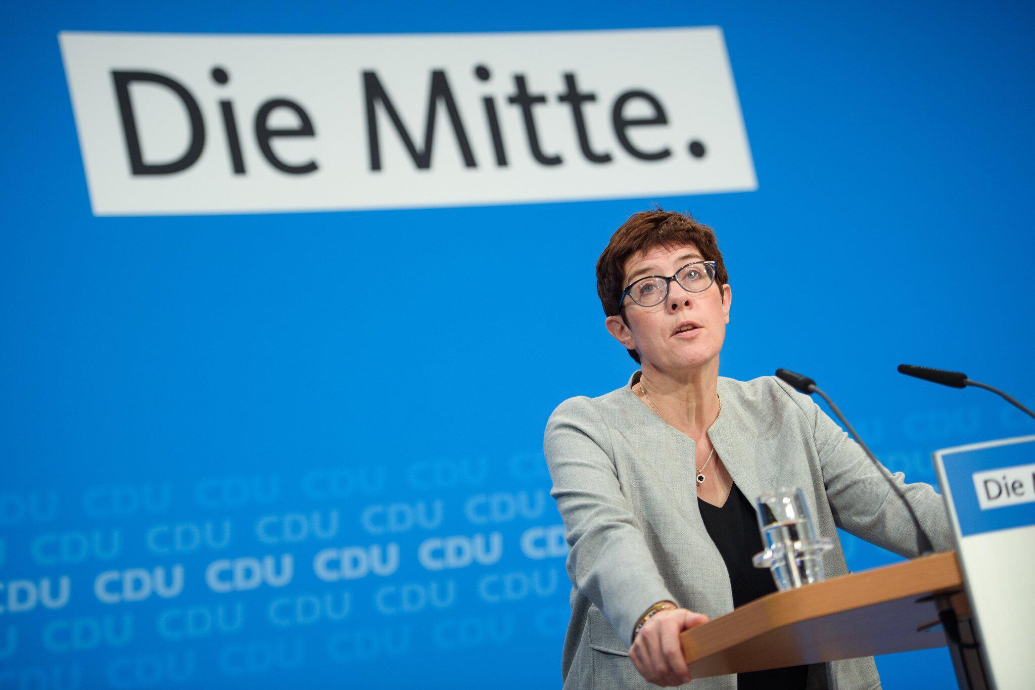 Bild zu Bavarian state election - CDU federal office
