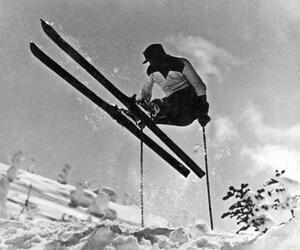 Geschichte des Skifahrens