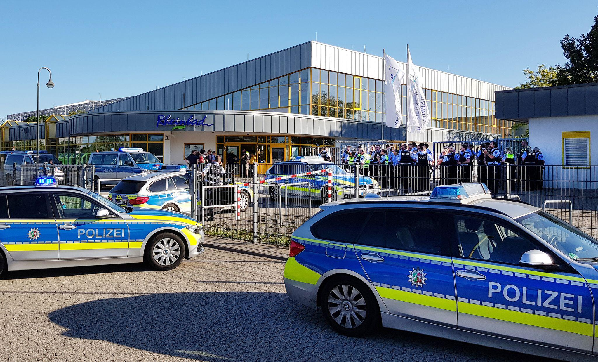 Bild zu Prozess nach Tumulten im Rheinbad