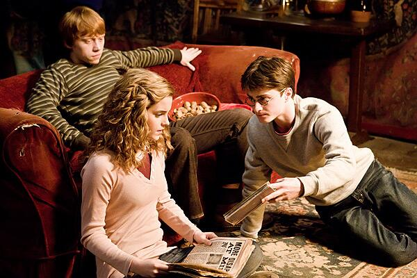 Bild zu Harry Potter und der Halbblutprinz
