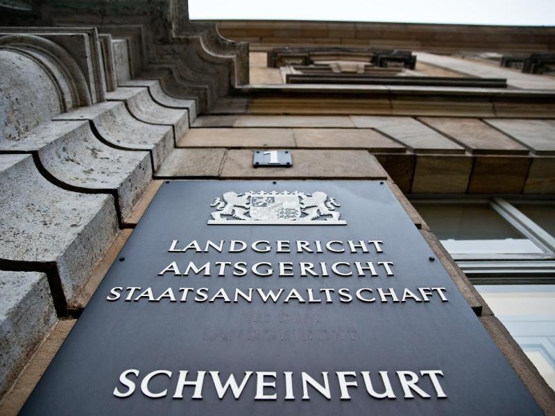 Bild zu Landgericht Schweinfurt