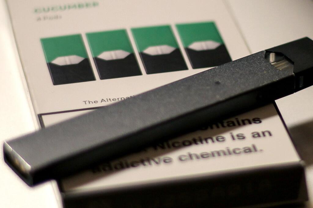 Bild zu E-Zigarette Juul