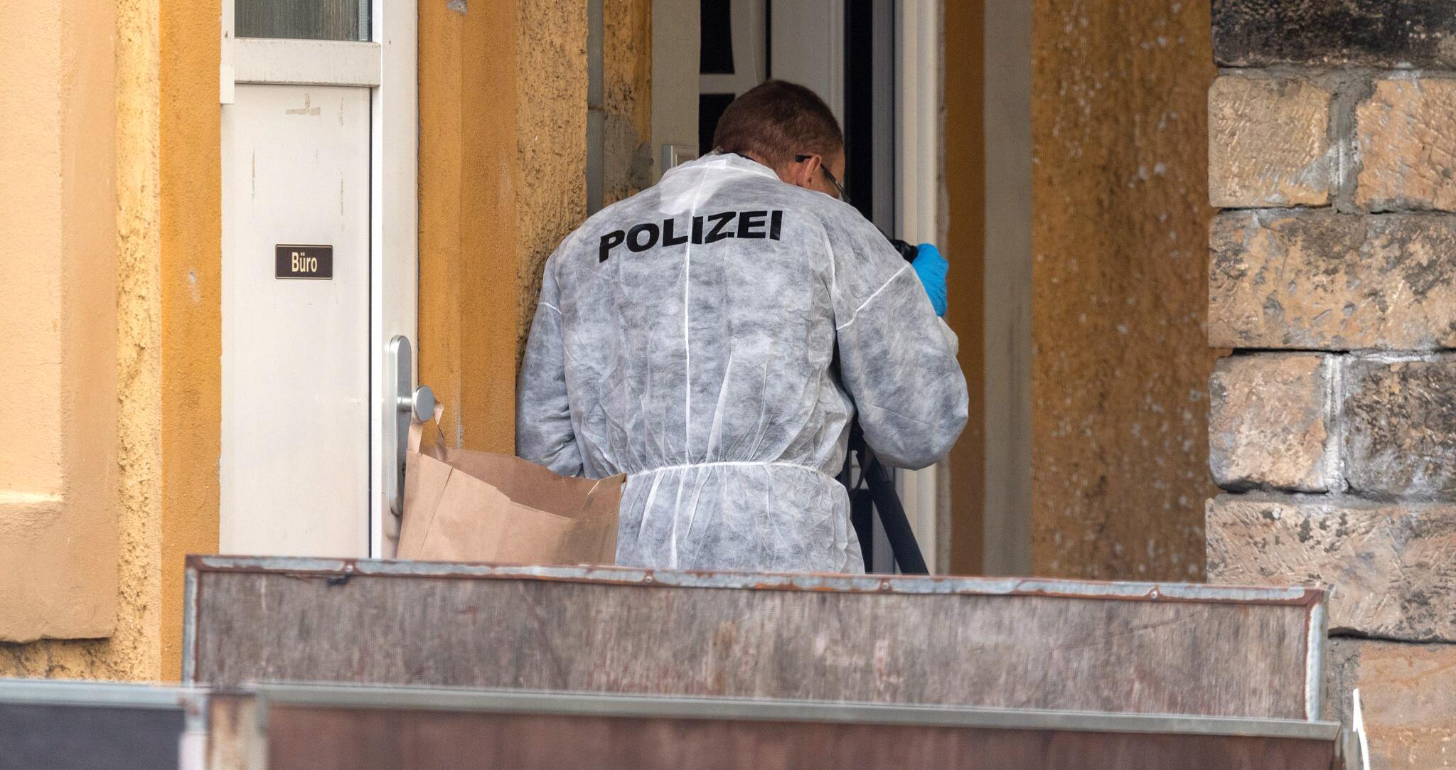 Bild zu Two small children killed in Dresden