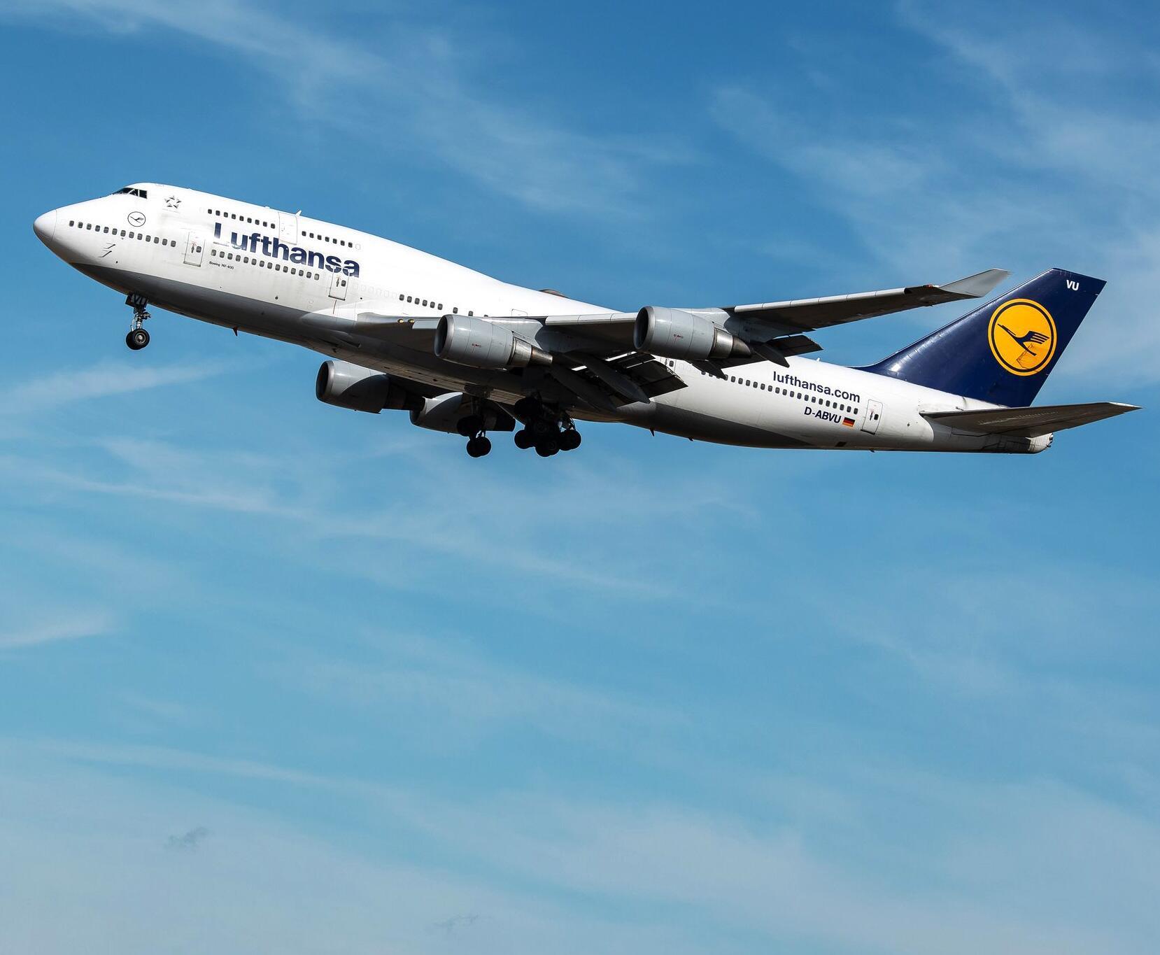 Bild zu Jumbo-Jet muss kurz nach Start in Frankfurt umkehren