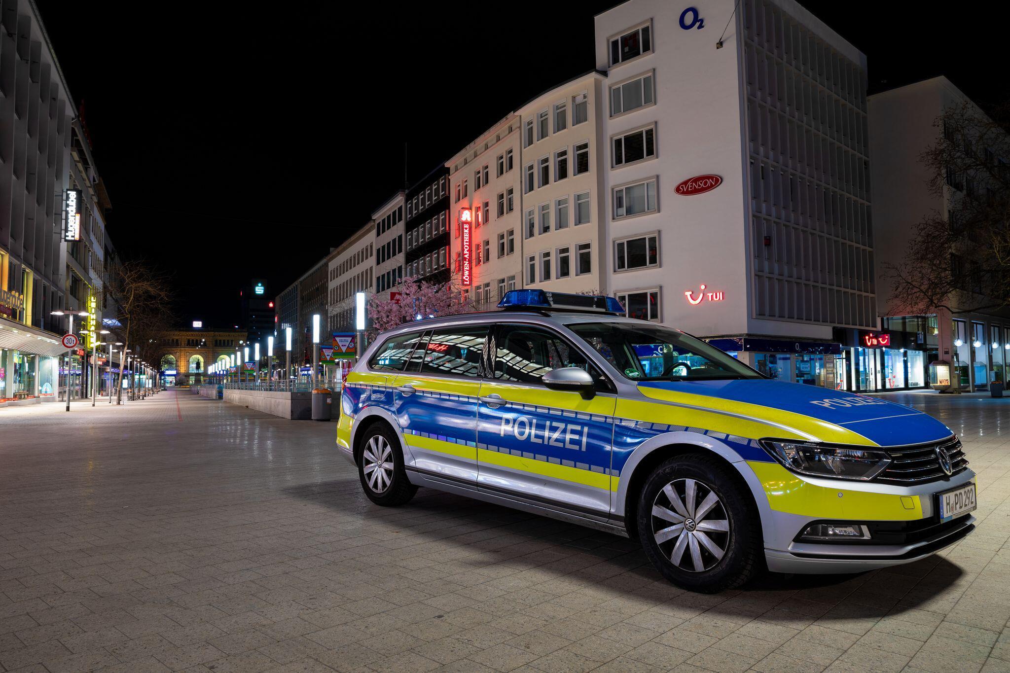 Bild zu Coronavirus - Ausgangssperre in Region Hannover begonnen