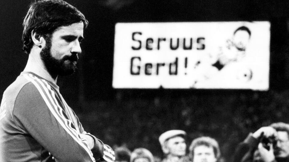 Gerd Müller ist tot