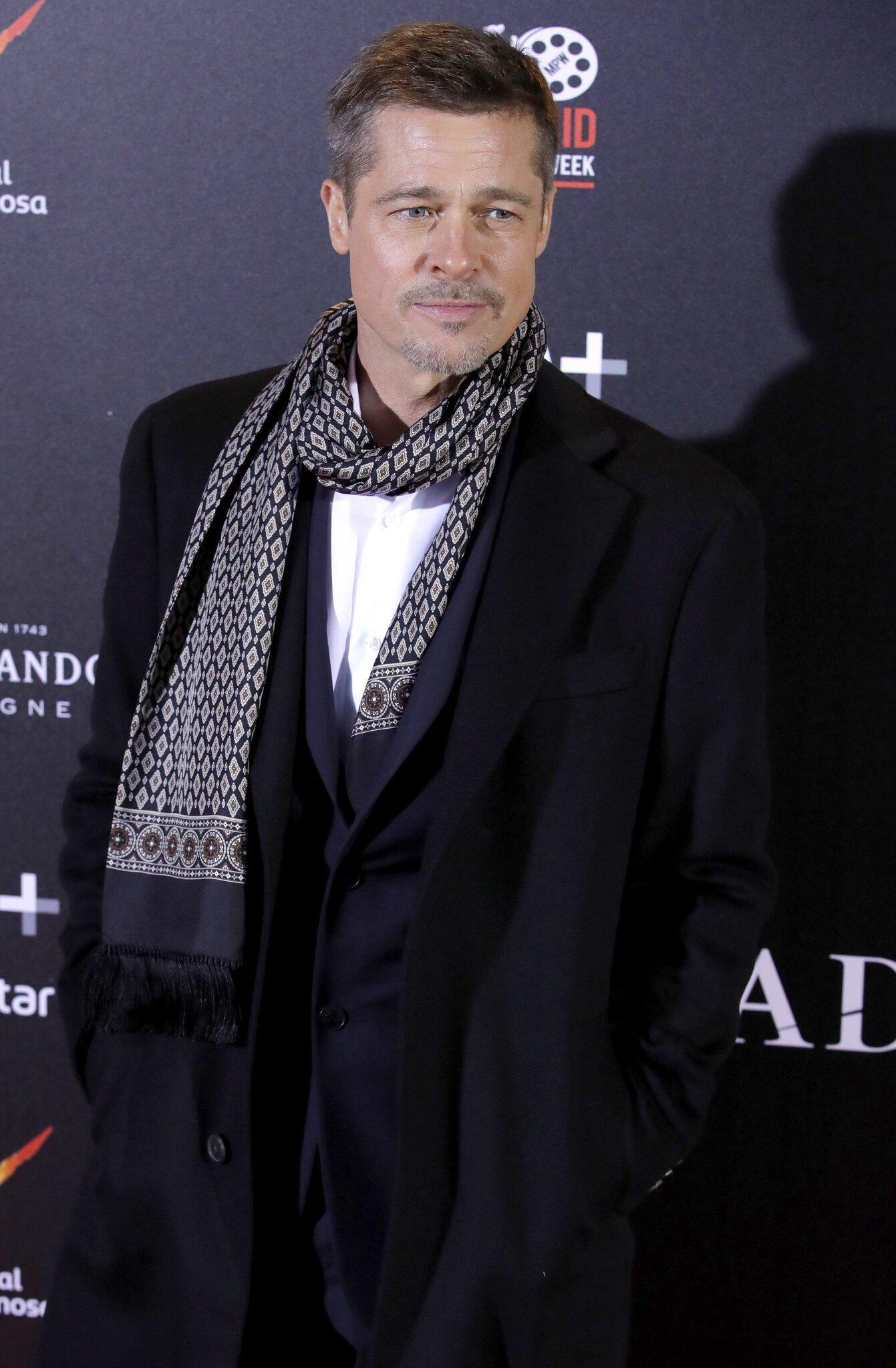 Bild zu Allied Premiere in Madrid