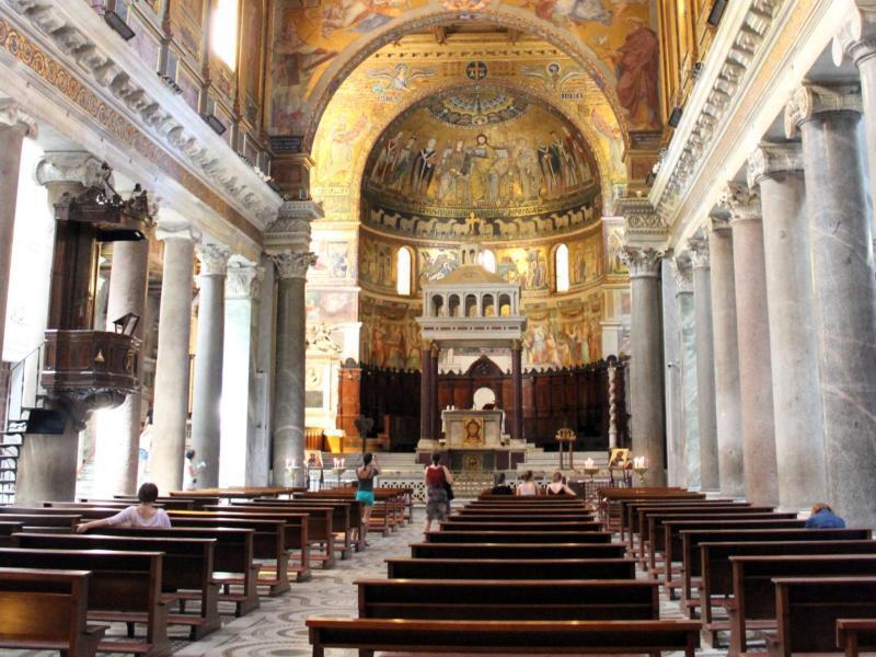 Bild zu Basilika Santa Maria