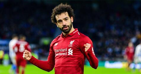 Fußball, England, Premier League, Liverpool, Salah