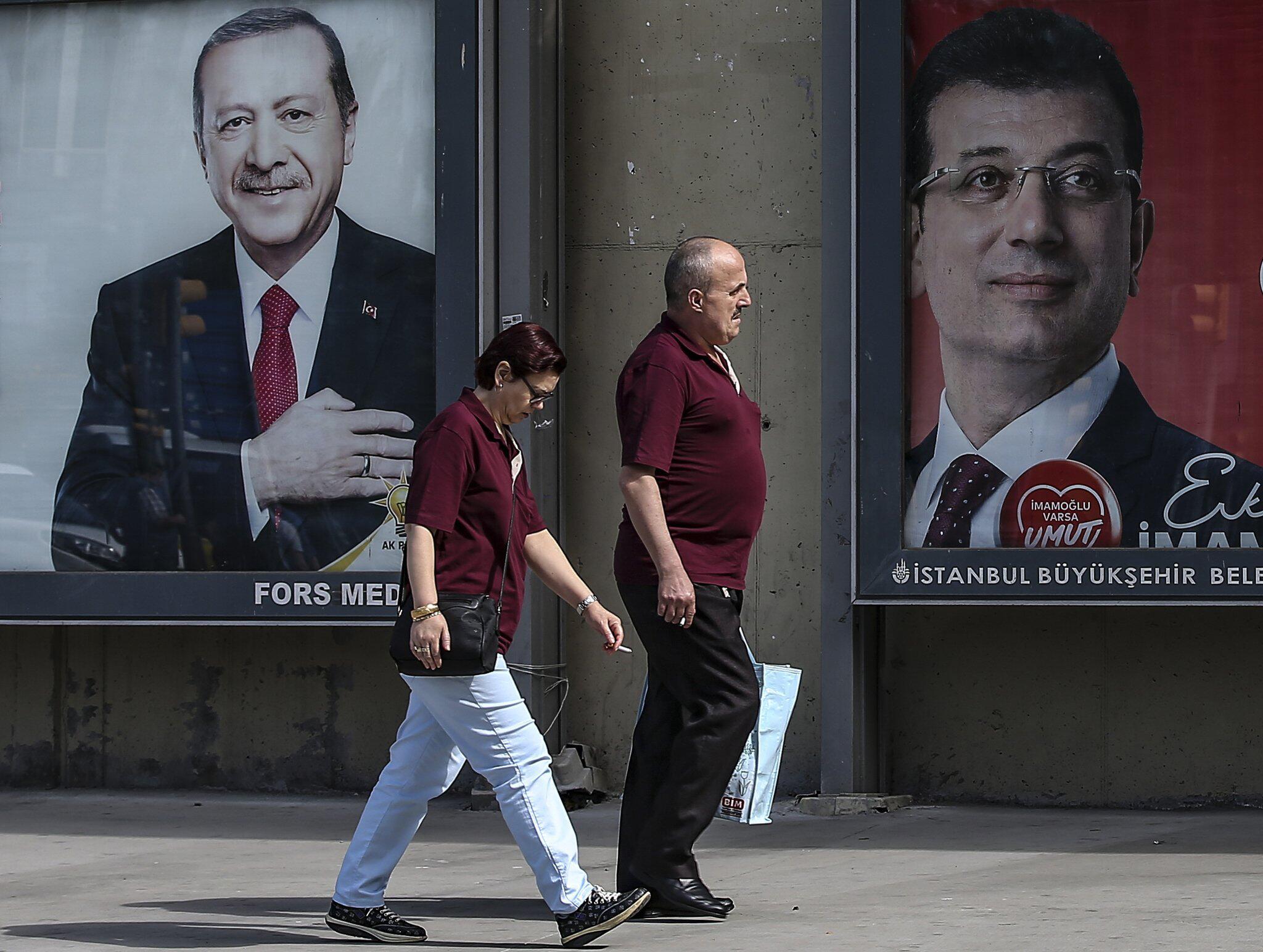 Bild zu Kommunalwahlen in der Türkei