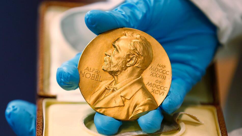 Nobelpreise werden verkündet