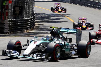 Sieg Rosberg