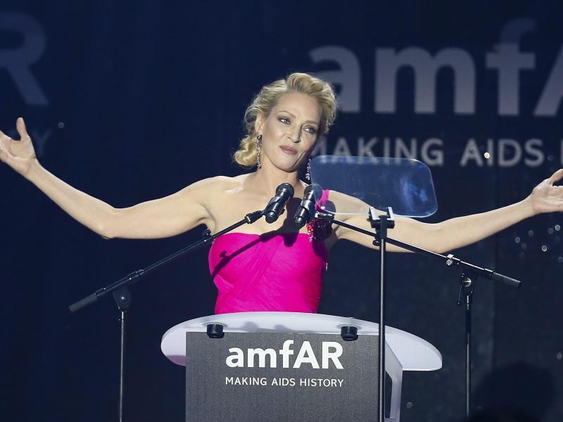 Bild zu amfAR Gala - 69th Cannes Film Festival