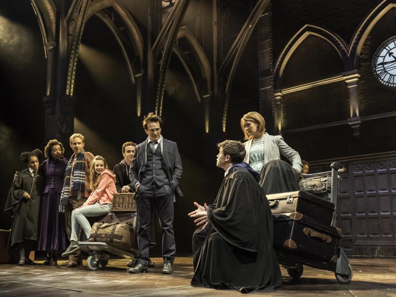 Bild zu Harry Potter - Theaterstück