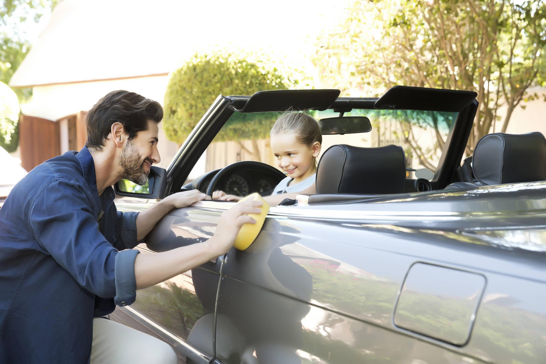 Bild zu Auto waschen