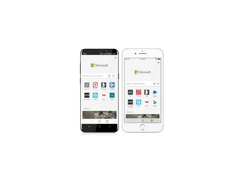 Bild zu Edge für mobile Geräte