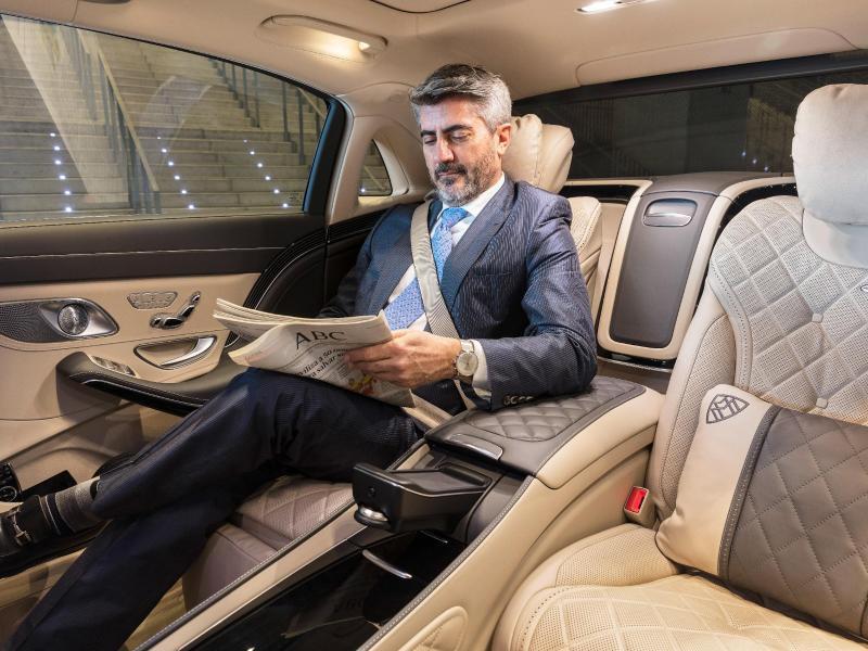 Bild zu AGR-Sitze bei Mercedes