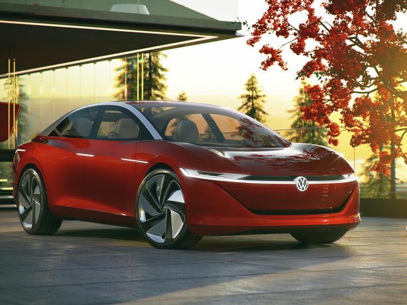 Bild zu VW I.D. Vizzion