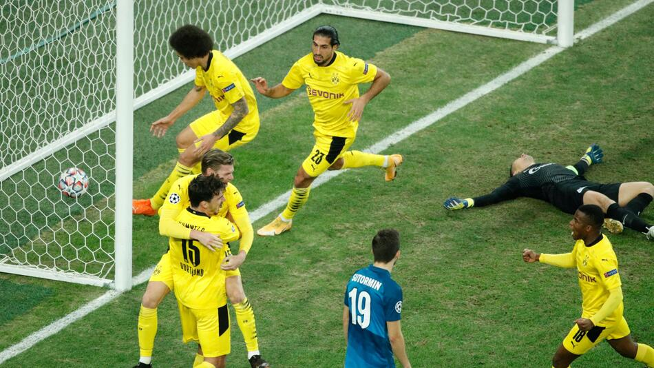 Zenit St. Petersburg - Borussia Dortmund