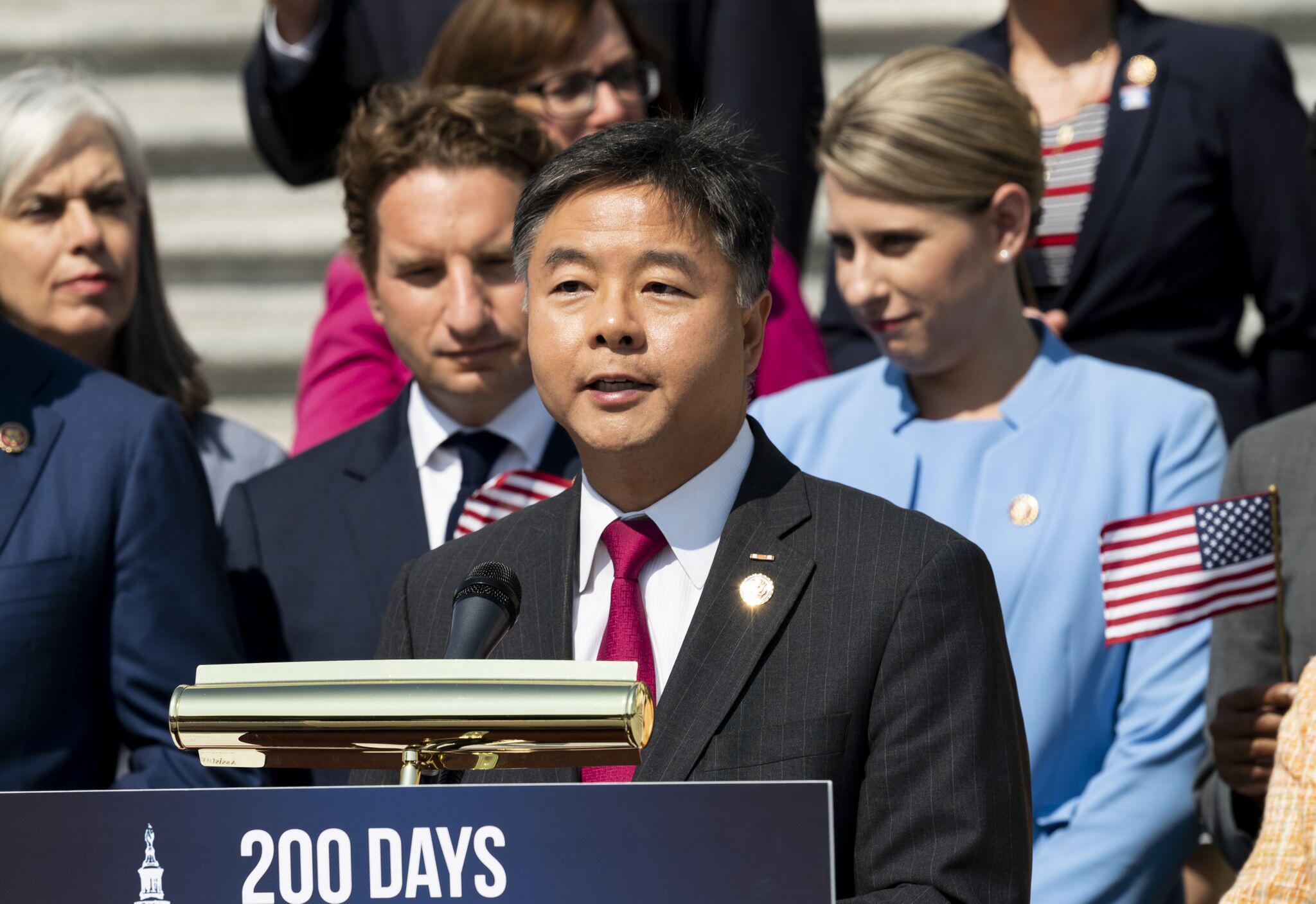 Bild zu Lieu: Impeachment-Resolution kann Montag eingebracht werden