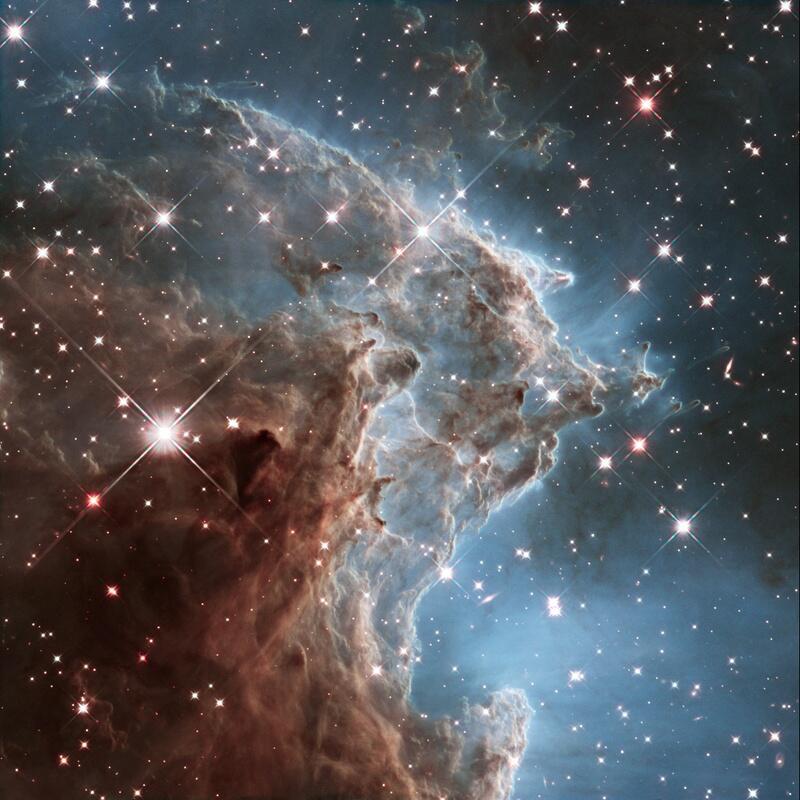 Bild zu Sternenfabrik Affenkopf-Nebel