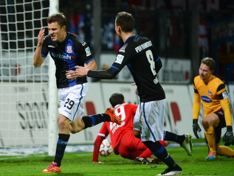 Bild zu FSV Frankfurt - 1. FC Heidenheim