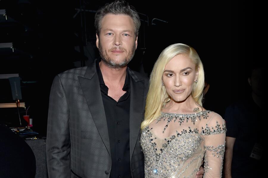 Bild zu Blake Shelton und Gwen Stefani haben eine Krise